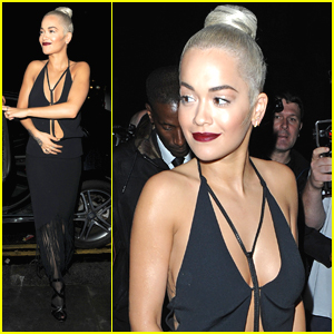 Rita Ora Honored As Glamour's TV Personality Of the Year