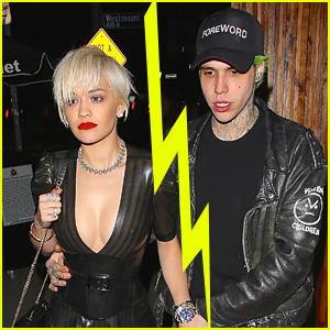 Rita Ora & Boyfriend Ricky Hilfiger Break Up