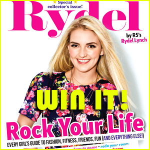 Win A Signed Copy of Rydel Lynch's 'Rock Your Life'!
