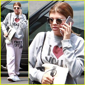 Sofia Richie On Bella Hadid & Jenner Sisters: 'We're All Working Hard For What We Do'