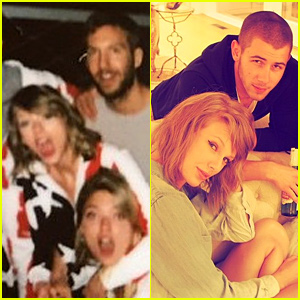 Taylor Swift's Fourth of July Party Looked Amazing!
