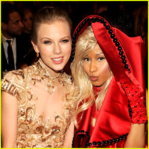 Taylor Swift Invites Nicki Minaj On Stage If She Wins at VMAs