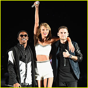 Taylor Swift Is 'Classic' With MKTO (Video)