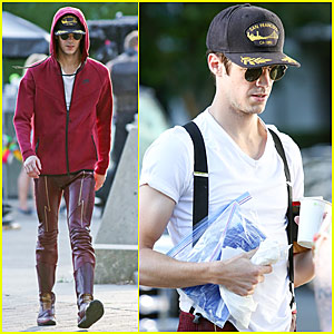 Grant Gustin Gets Heartfelt About 'The Flash' Emmy Nomination