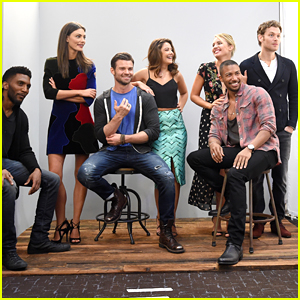 'The Originals' Goes To Comic-Con & Joseph Morgan Gets An Instagram!