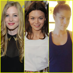 Elizabeth Blackmore, Scarlett Byrne, & Teressa Liane Join 'The Vampire Diaries' as Villains!