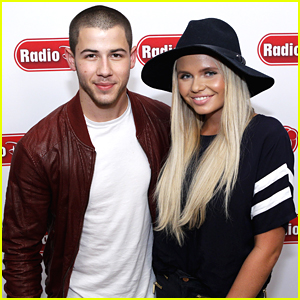 Alli Simpson Hosts Nick Jonas On Her Radio Disney Show Tonight!