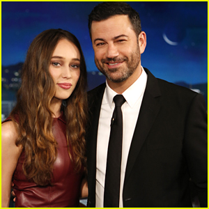 Alycia Debnam-Carey Promotes 'Fear Of The Walking Dead' On 'Kimmel'