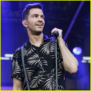 Andy Grammer Performs New Single 'Good To Be Alive' On Jimmy Kimmel Live - Watch Now!