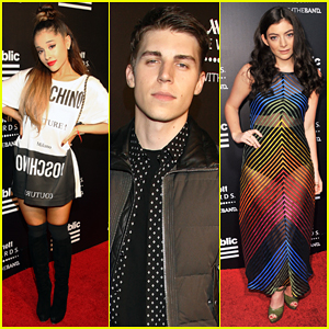 Ariana Grande, Lorde & Nolan Funk Hit Up MTV VMAs 2015 After-Party!