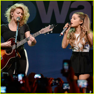 Ariana Grande, Tori Kelly, & More to Appear on 'We Love Disney' Compilation Album!