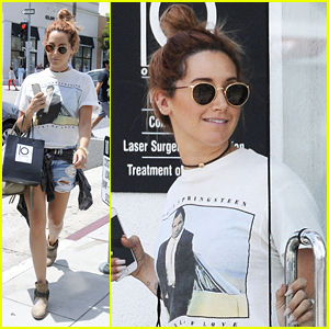 Ashley Tisdale Dishes Out Bad Hair Day Tips