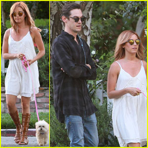 Ashley Tisdale Says Married Life is Amazing!
