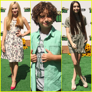 August Maturo & Brady Reiter Step Out for 'Shaun the Sheep Movie' Screening