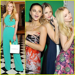 Stefanie Scott, Dove Cameron, Bella Thorne & More Celebrate Back To School Season With Teen Vogue