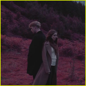 Birdy & Rhodes Team Up for Haunting New 'Let It All Go' Music Video - Watch Now!
