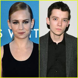 Britt Robertson & Asa Butterfield to Star in a Sci-Fi Romance!