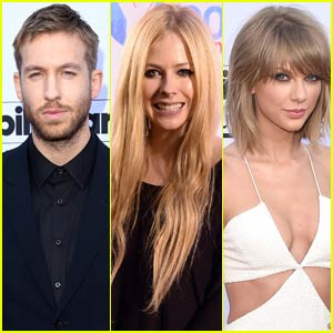 Calvin Harris Confirms Tweet to Avril Lavigne About Taylor Swift is Fake