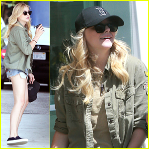 Chloe Moretz To Fellow Celebs: Don't Be Rude To Fans!