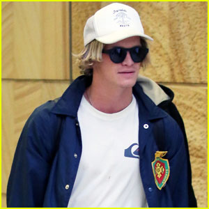 Cody Simpson is 'Psyched' to Be Back Home in Australia