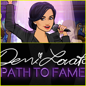 Demi Lovato's New App, Path To Fame, Launched Today!