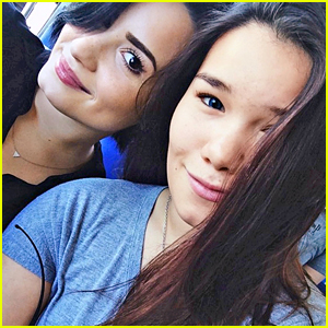 Madison de la Garza Spills On Having Demi Lovato As A Sister