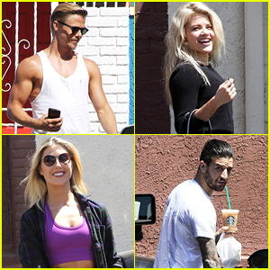 Derek Hough & Mark Ballas Are Ready For New Season Of 'Dancing With The Stars'