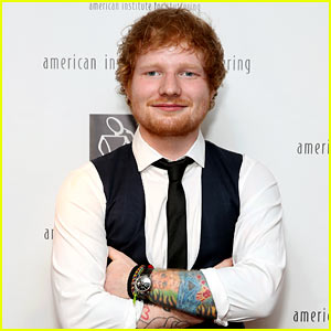 Ed Sheeran Will Receive Honorary Doctorate From University Campus Suffolk