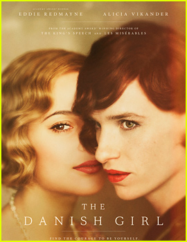 Eddie Redmayne Stars as Lili Elbe in 'Danish Girl' First Poster!