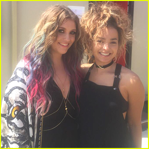 Ella Henderson Meets Ella Eyre After Dropping New 'Glitterball' Track with Sigma