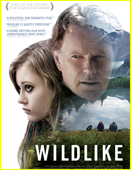 Ella Purnell's First 'Wildlike' Poster! (Exclusive Debut)