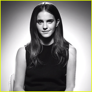 Emma Watson Starts A Conversation With The Fashion Industry On Gender Equality (Video)