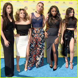 Fifth Harmony are Teen Choice Awards 2015 Winners!