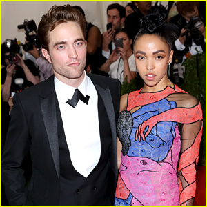 FKA twigs Has Never Seen Robert Pattinson's 'Twilight' Films