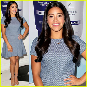 Gina Rodriguez Got 'Goosebumps' Over Britney Spears Casting on 'Jane the Virgin'