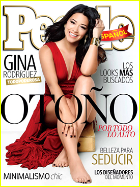 Gina Rodgriguez Defends Her 'People En Espanol' Cover