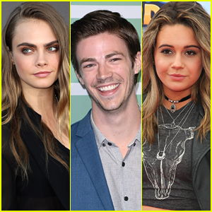 Grant Gustin, Bea Miller & Cara Delevingne Announced As Early Teen Choice Award Winners