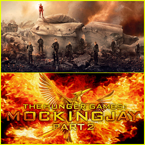'Hunger Games: Mockingjay Part 2' Poster Is All About 'Fallen Snow'