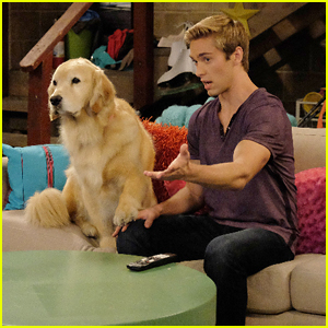 Logan Finds His Dog BFF In Lucky On 'I Didn't Do It' Tonight