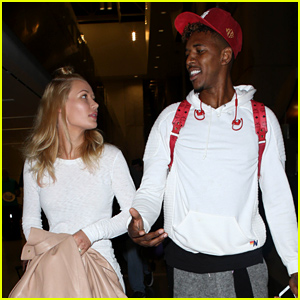 Iggy Azalea & Nick Young Fly to Australia Together