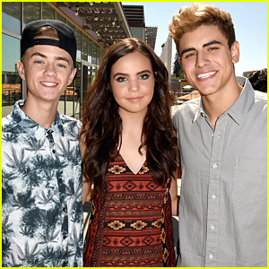 Jack & Jack Step Out For Streamy Award Nominations