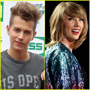 The Vamps' James McVey Thanks Taylor Swift for Sticking Up for Struggling Artists