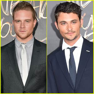 Jonny Weston Premieres 'We Are Your Friends' in Hollywood With Shiloh Fernandez