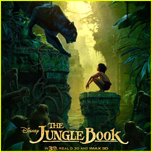 The First Poster For 'The Jungle Book' Is Here - See It Now!