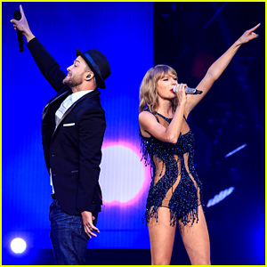 Taylor Swift Sings 'Mirrors' with Justin Timberlake - Watch Now!