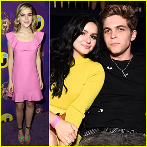 Ariel Winter Brings Her Boyfriend to Just Jared's 'Way Too Wonderland' Party Presented by Ever After High!