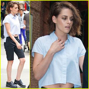 Kristen Stewart Wishes She Was a Good Dancer!