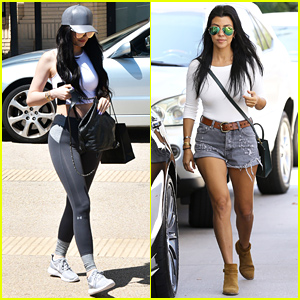 Kylie Jenner Goes Shopping at Barney's with Pia Mia!