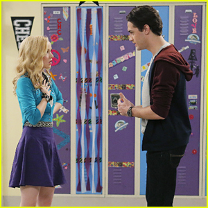 Josh And Diggie From Liv And Maddie