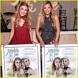 Maddie & Tae Perform With Lee Ann Womack At 'Start Here' Launch Party